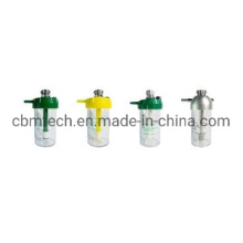 Medical Oxygen Humidifier Bottles 200ml for Oxygen Flowmeters