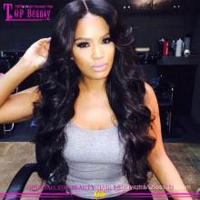 2016 Wholesale cheap virgin indian human hair wigs for black women
