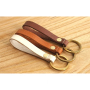 2014 New Style Leather PU Classic Key Chain (SDB-6538)