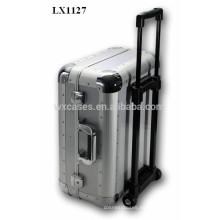 aluminio fuerte y portátil de viaje maletas por mayor de fábrica de China