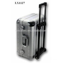 strong&portable aluminum travel luggage wholesale from China factory