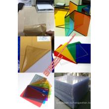 лист полистирола mutil color PS Полистирол Пластиковый лист DAG GROUP +84966832808