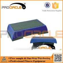 Gimnasio aeróbico duradero y portátil Stepper 108cmx42cmx15cm, 72cmx32cmx23cm