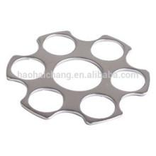 Автомобильных/ автомобильных зеркал отопления стальной фланец,изготовленный на заказ стальной фланец,ISO изготовленный на заказ стальной фланец