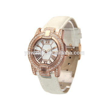 trend design hand watch japan movt stainless steel back quartz watch sr626sw