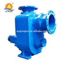 horizontal self-priming centrifugal pumps