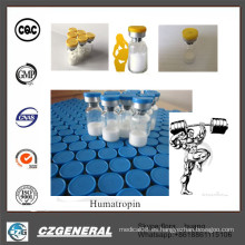 191AA Humatropin 10iu con Antifake Number HG Hormone