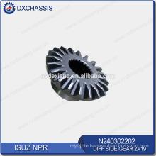 Genuine NPR Differential Side Gear Z=19:20 N240302202