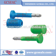 Hot Selling Plastic 2015 Iso 17712 Bolt Seal