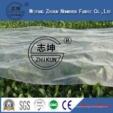 Tissu non-tissé de pp-Spunbond de protection UV (3%) pour le film d'agriculture