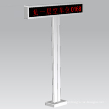 Outdoor F5 8 Digits LED Packing Lots Guidance Screen