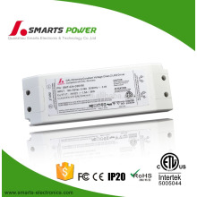 220v ac a 12V 24v dc 36W dali dimmable clase 2 led driver con IP40