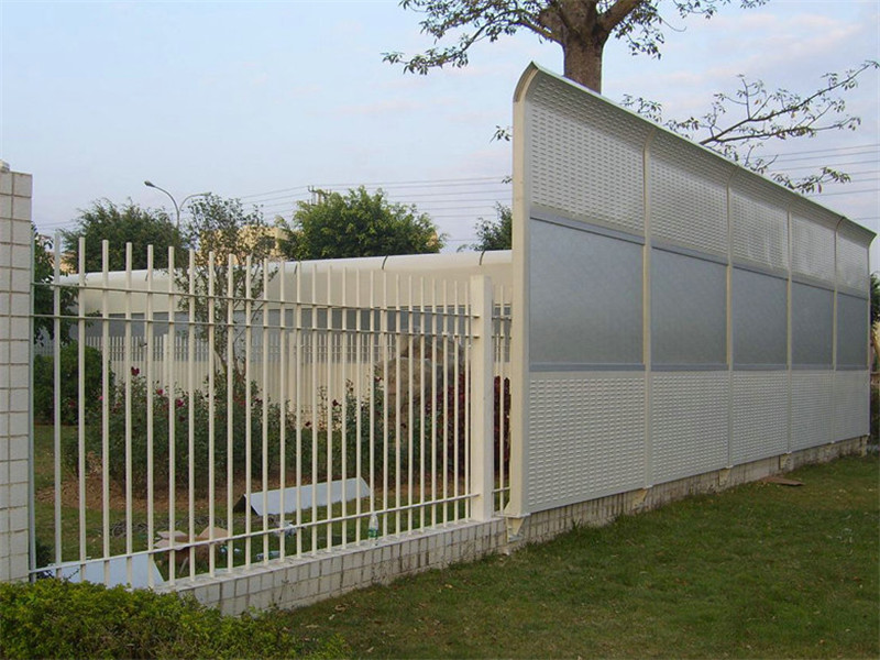 noise barrier walls residential