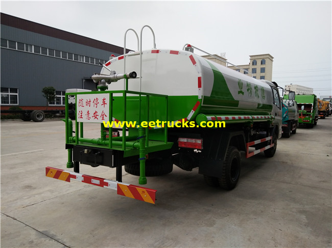4000 Litres Spray King Water Vehicles