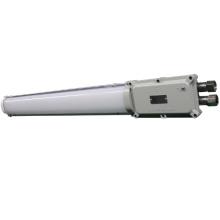 Luminária fluorescente para tubos de emergência à prova de explosão