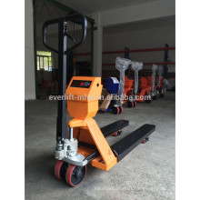 2016 Hot Sale Hight Quality Hand Pallet Truck With Scales with CE and ISO Certificate