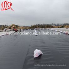 High Density Polyethylene Material High Density Polyethylene (HDPE) Geomembrane Factory