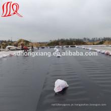 Alise o forro Textured da lagoa de GEOMembrana do HDPE do LDPE EVA do PVC de LLDPE