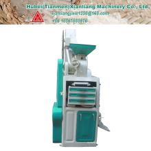 Простота в эксплуатации современный мини завершены риса фрезерный станок