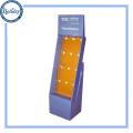Pappmaterial-Bodenbelag-Einzelhandelsgeschäft-Kleiderbügel-Stand