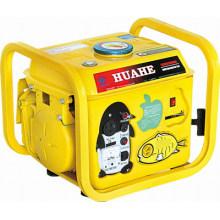 HH950-FQ01 Generador amarillo de la gasolina con el capítulo (500W-750W)