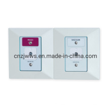 Medical Gas Outlet Trim Plate