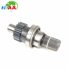 Customized Steel Front Axle Output Stub Shaft