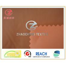 Tissu en polyéthylène polyéthylène 380t pour l'utilisation de la doublure (ZCGF081)