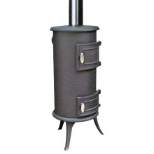 Round Classic Cast Iron Stove (FIPA 066) /Wood Burning Stove