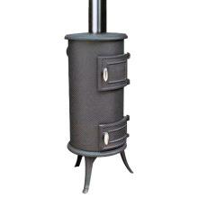 Круглая классическая чугунная печь (FIPA 066) / Дровяная печь