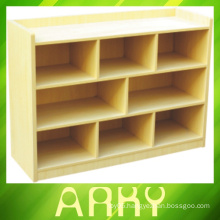 Nursery School Furniture Children Toy Storage Cabinet