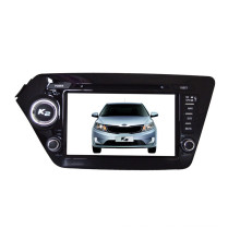 Yessun Wince 8 Inch Car GPS for 2011 KIA K2 (TS8762)