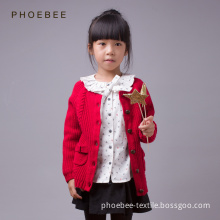 Phoebee Red Children Wear for Baby Grils Kids Cothes