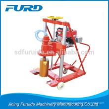 Bohrmaschine für Kernbohrungen aus Benzinbeton (FZK-20)