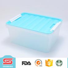 Boîte de rangement imperméable multifonctionnelle en plastique de pp pp pour la vente en gros