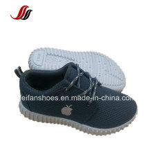 Узелок Спорт свободного покроя обувь, дети холст обувь инъекции