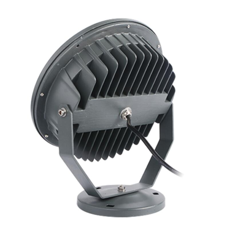 36watt Forme ronde Meanwell LED Flood Light