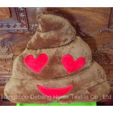 Poop Plüsch-Emoji-Kissen