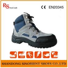 Замшевые кожаные модные рабочие ботинки Сделано в Китае