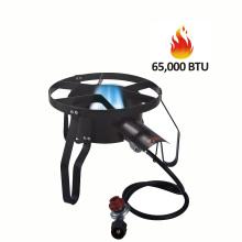 Propane single gas burner stove