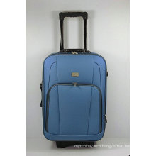 Shandong Silk EVA External Trolley Travel Luggage
