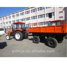 7CX-5 4 roues 5 tonnes remorque avec certificat CE