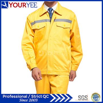 Доступная рабочая одежда безопасности с отражающей лентой (YMU121)