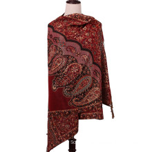 2016 New Design Pashmina Shawl for Ladies 196*90cm