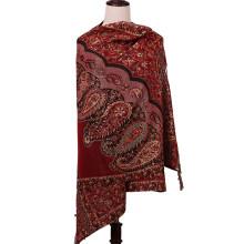 2016 New Design Pashmina Shawl para senhoras 196 * 90cm