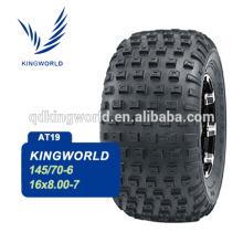 Tout Terrain véhicule pneu 145/70-6 2 PR