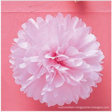 Hot Sell Colorful Paper POM Poms for Party Decoration