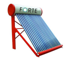 New Energy Active Solar Water Heater