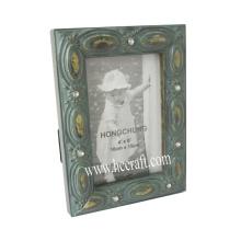 Jewels / Gesso / Compo cadre en bois