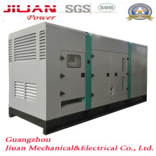 Guangzhou Factory for Sale Price 400kw 500kVA Silent Electric Big Power Diesel Generator Set